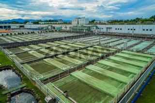 Tama River upstream Water Reclamation Center (Tokyo Bureau of Sewerage)
