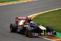 Daniel Ricciardo, Toro Rosso F1