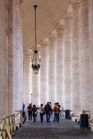 St. Peter Colonnade