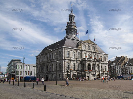 Maastricht City Hall on the Markt