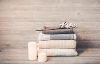 Cotton natural material for making various textile goods