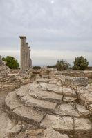 Apollon Hylates-Heiligtum bei Kourion, Zypern