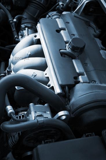 The modern engine