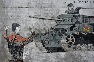 Sardinien Murales von Orgosolo 17