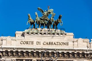 Rom, Italien, Justizpalast