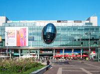 Big supermarket in Vienna