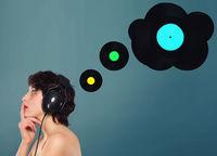 an musik denken