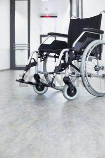 Rollstuhl Krankenhaus Eingang