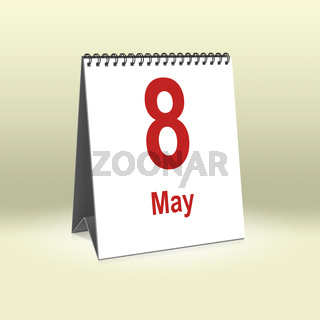 May 8th | 8.Mai