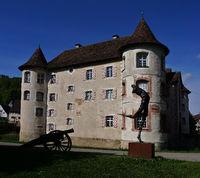 Wasserschloss in Glatt bei Sulz am Neckar