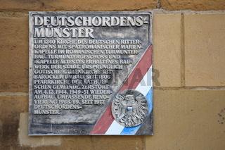 Deutschordensmünster St. Peter und Paul