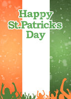 Happy St Patricks Day Design