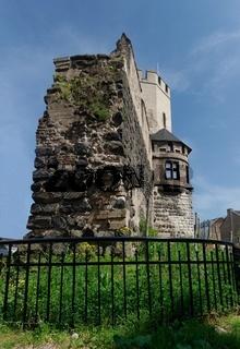 mittelalterlichen stadtmauer