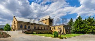 Prince Trubetskoy winery chateau in Ukraine