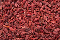 Goji berry background