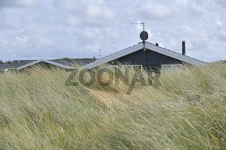 Typical danish holiday homes