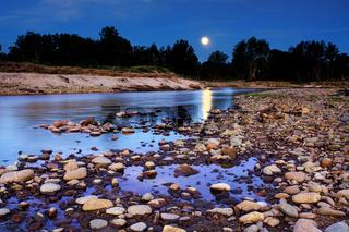 Moonrise over Yarramundi Australia