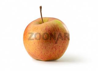 Braeburn-Apfel freigestellt