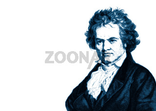 Ludwig van Beethoven; 1770 -1827; German composer