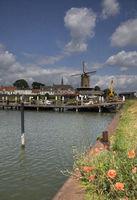 View at Wijk bij Duurstede