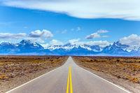 Grandiose Mount Fitz Roy in Patagonia
