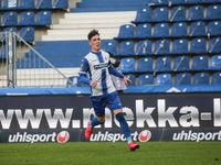 deutscher Fussballer Florian Kath  1.FC Magdeburg  DFB 3.Liga Saison  2020-21