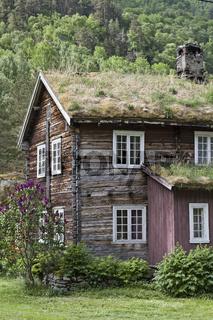 Bauernhof im Laerdalen