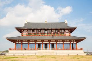 Heijo Palace in Nara