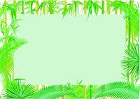 Bambus-Palmen.eps