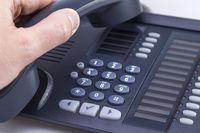 Telefonat annehmen