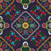 Hungarian embroidery pattern 61