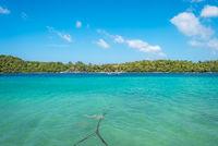 Meerenge zwischen der kleinen Insel Rubiah und der Hauptinsel Weh