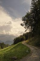 Landscape near Barbian