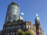 Gebäude der Holland Amerika Linie - Rotterdam