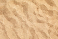 Sand on the beach background