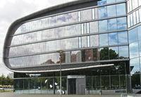 Erweiterungsbau der Deutsche Nationalbibliothek