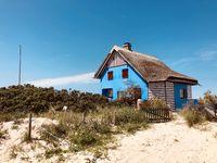 Reetgedecktes Ferienhaus an der deutschen Ostseeküste