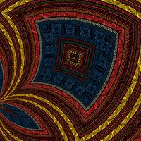 Tribal decorative design 4