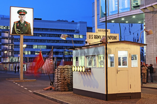 Wachhaus am Checkpoint Charlie, Berlin