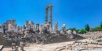 The Temple of Apollo at Didyma, Turkey