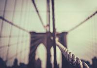 The Brooklyn Bridge In NYC