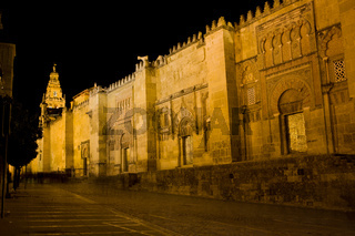 Mezquita at Night