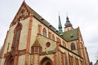 Kirche in Tauberbischofsheim