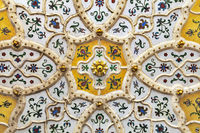 Ceiling of Museum of Applied arts in Budapest