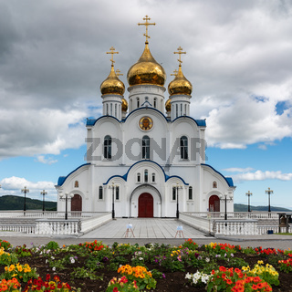 Holy Trinity Orthodox Cathedral of Petropavlovsk, Kamchatka Peninsula Diocese of Russian Orthodox Church