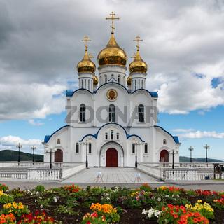 Holy Trinity Orthodox Cathedral of Petropavlovsk, Kamchatka Peninsula Diocese of Russian Orthodox Church