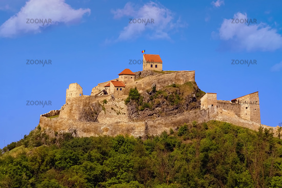 Castle on the top of a Hill