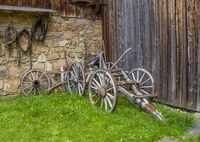 historic agricultural equipment