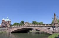 Pont de la Fonderie, Straßburg