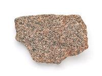 Flat natural granite stone